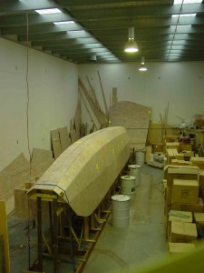 stern-of-a-hull looking-forward