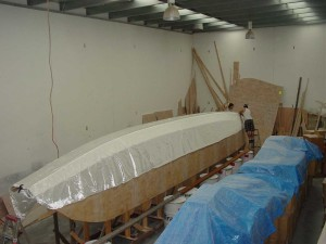 laying-out-first-layer-of-glass