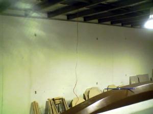 hooks in wall