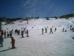 enough to ski