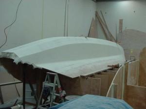 sb hb2 inboard sanded