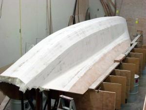 sb hb2 inboard sanding complete