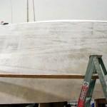 sb sanded highbuild bow