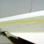 sb waterline masked inboard stern