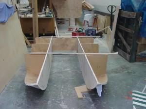 rear bulkhead in