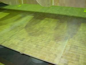 deck kerfs cut