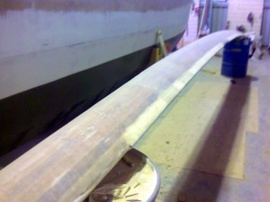 forebeam glassed