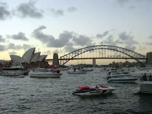 Sydney Harbor NYE07