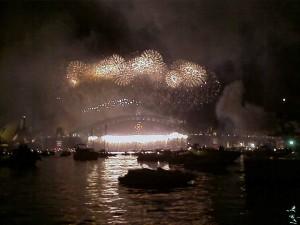 fireworks NYE07