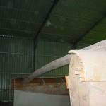 beam over port hull