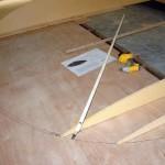 roof frame marking curve