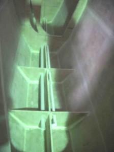 plumbing under sb bedroom sole
