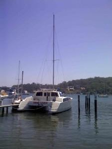 nine lives mast