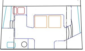 saloon furniture plans