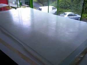 vacuum poly sheet
