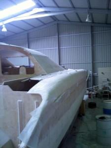 sb side deck glassed on