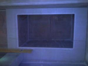 aft bunk side large cupboard