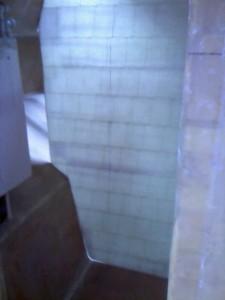 shower back dry fit