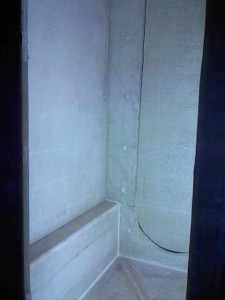 shower side wall dry fit 1