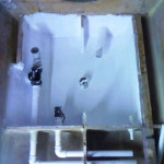 port sump white coated