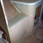 bathroom vanity tops dry fit
