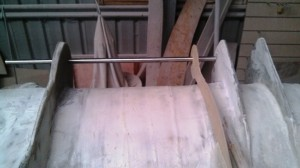 bow-ladder-shaft-dry-fit-of-template