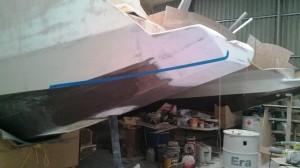 new waterline copper epoxy line