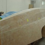 bow-sanded